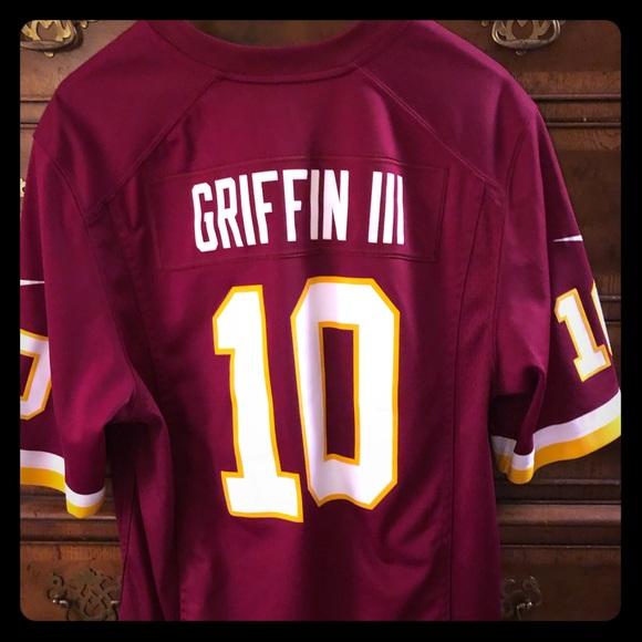 Robert Griffin III - Washington Redskins Jersey